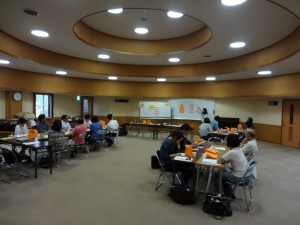 ふくしま連携復興センター平成25年度9月 定例会議「支援者のための支援を考えるワークショップ」③
