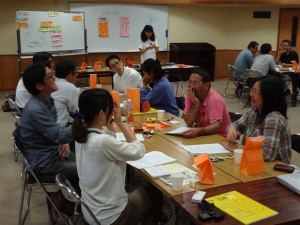 ふくしま連携復興センター平成25年度9月 定例会議「支援者のための支援を考えるワークショップ」④