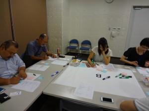 130920心のケア分科会(2013年9月12日)1